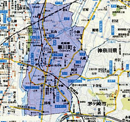 寒川マップ