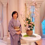 瀬尾理祥いけばな教室を会員紹介のページに追加しました